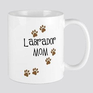 Labrador Mom 11 oz Ceramic Mug