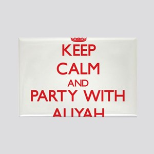 Keep Calm and Party with Aliyah Magnets