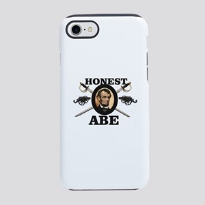 honest abe cannon iPhone 7 Tough Case