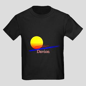 Davion Kids Dark T-Shirt
