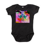 HRHSF Digital Butterfly Baby Bodysuit