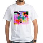 HRHSF Digital Butterfly White T-Shirt