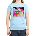 HRHSF Digital Butterfly Women's Light T-Shirt