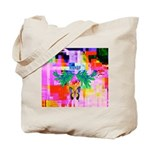 HRHSF Digital Butterfly Tote Bag