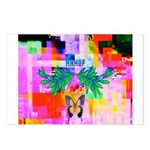 HRHSF Digital Butterfly Postcards (Package of 8)