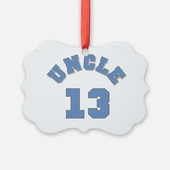 Uncle 13 Ornament