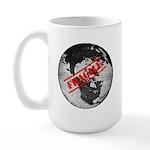 Fragile Large Mug