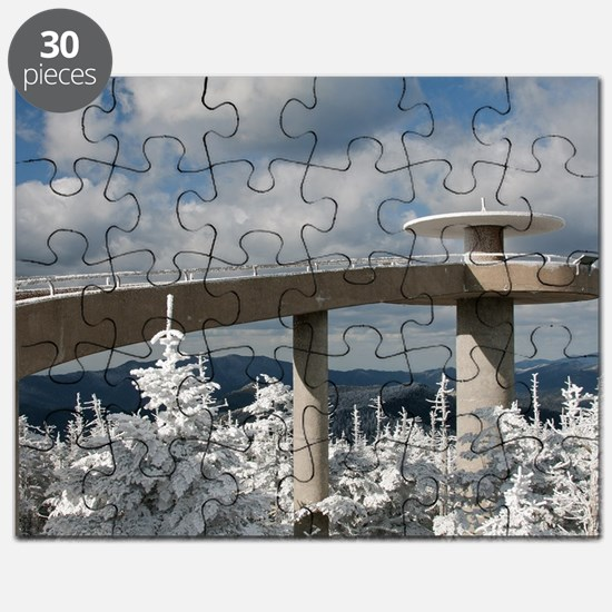 Great Smoky Mountain National Park Puzzle