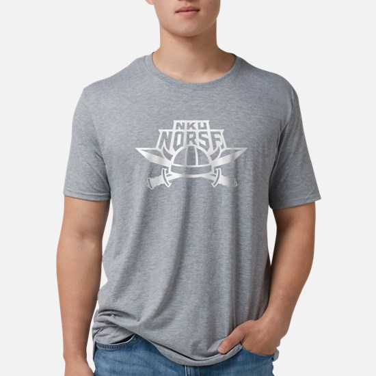 NKU Norse Mens Tri-blend T-Shirt