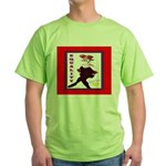 SisterFace Equality Print Green T-Shirt