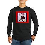 SisterFace Equality Print Long Sleeve Dark T-Shirt