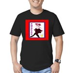 SisterFace Equality Print Men's Fitted T-Shirt (da