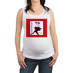 SisterFace Equality Print Maternity Tank Top