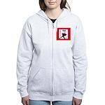 SisterFace Equality Print Women's Zip Hoodie