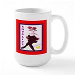 SisterFace Equality Print Large Mug