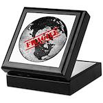 Fragile Keepsake Box
