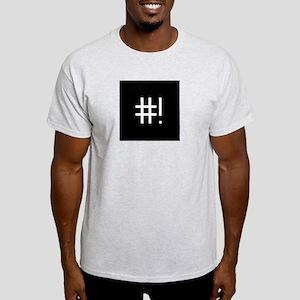 CrunchBang Linux Polo Shirt Design #2 T-Shirt