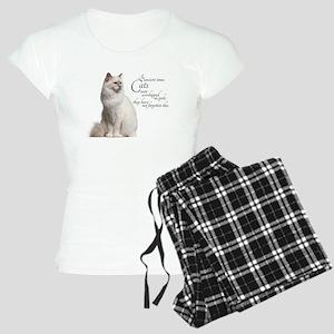 Birman Cat Pajamas