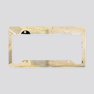 Ralph Waldo Emerson License Plate Holder