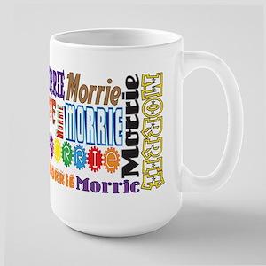 Morrie 15 Oz Ceramic Large Mug Mugs