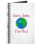 Save Some For Me Journal