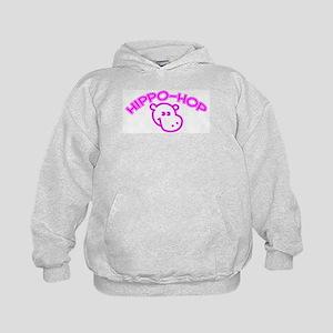 Hippo-Hop Kids Hoodie