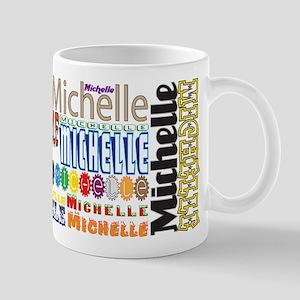 Michelle 11 Oz Ceramic Mug Mugs