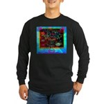 Minister SisterFace Graphic Long Sleeve Dark T-Shi