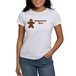 Gingerbread Man Women's T-Shirt