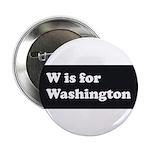 W is for Washington 2.25