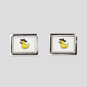 Pirate Duck Cufflinks
