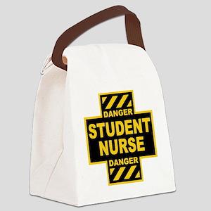 danger-nurse-T Canvas Lunch Bag