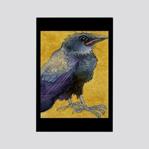 CROW-gold-5x7 Magnets