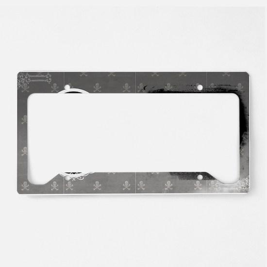 Benedict Arnold Historical License Plate Holder