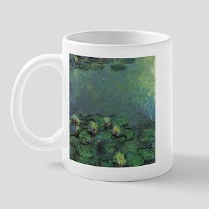 BEAUTIFUL Claude Monet Waterlilies Mug