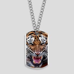 Tiger Mad Dog Tags