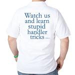 Watch Us Golf Shirt