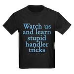 Watch Us Kids Dark T-Shirt