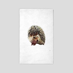 hedgehog 3'x5' Area Rug