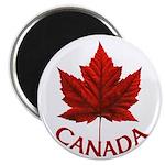 "Canada Maple Leaf Souvenir 2.25"" Magnet (100 pack)"