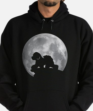 Unique Animal dog Hoodie (dark)