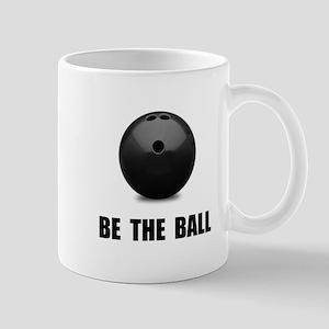 Be Ball Bowling Mugs