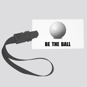 Be Ball Golf Luggage Tag