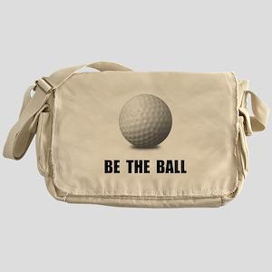 Be Ball Golf Messenger Bag