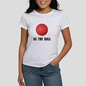 Be Ball Kickball T-Shirt