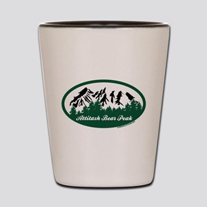 Attitash Bear Peak State Park Shot Glass