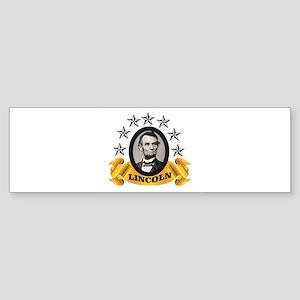 arch of abe Bumper Sticker