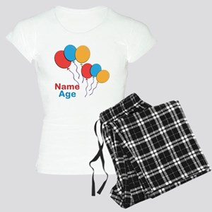 CUSTOMIZE Happy Birthday Any Age Pajamas