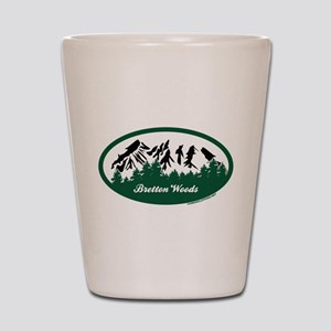 Bretton Woods State Park Shot Glass