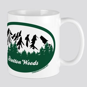 Bretton Woods State Park Mugs